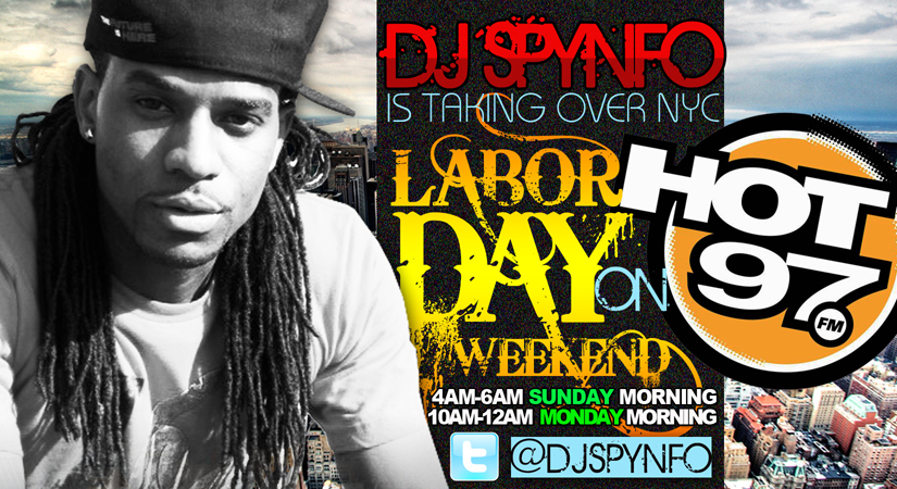 HOT 97 LABOR DAY ALL MIX WEEKEND 2011