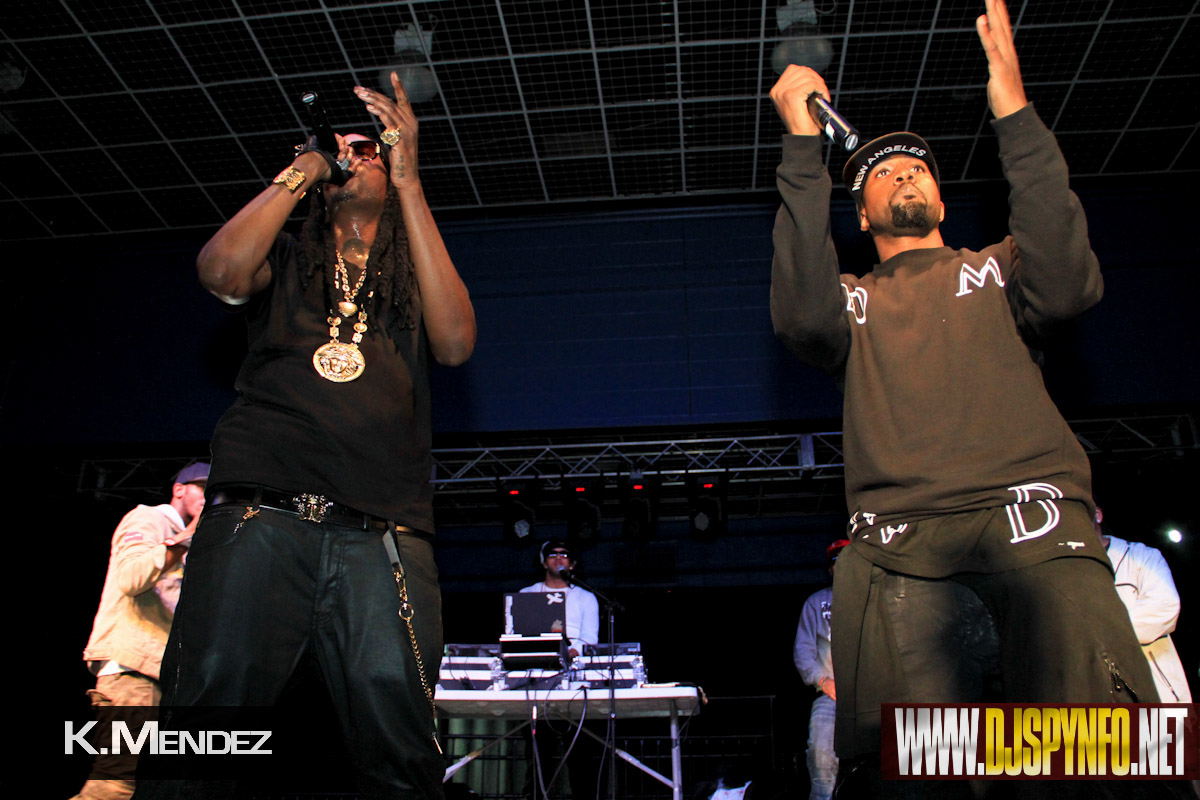 2 CHAINZ CONCERT AT PACE UNIVERSITY