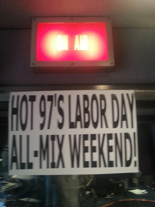 HOT 97 LABOR DAY ALL MIX WEEKEND 2013 HOUR 2
