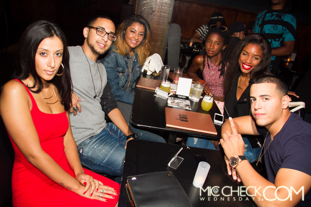 Mic Check Wednesdays July 30th