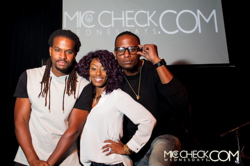 Mic Check Wednesdays September 2015