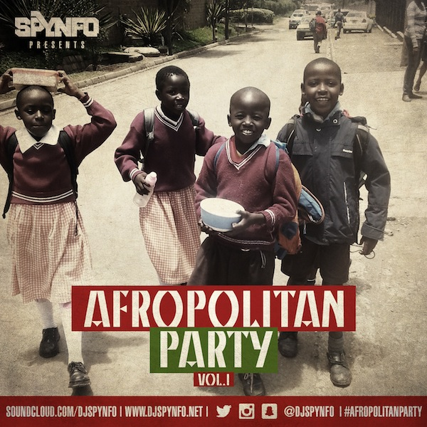Afropolitan Party Vol 1.