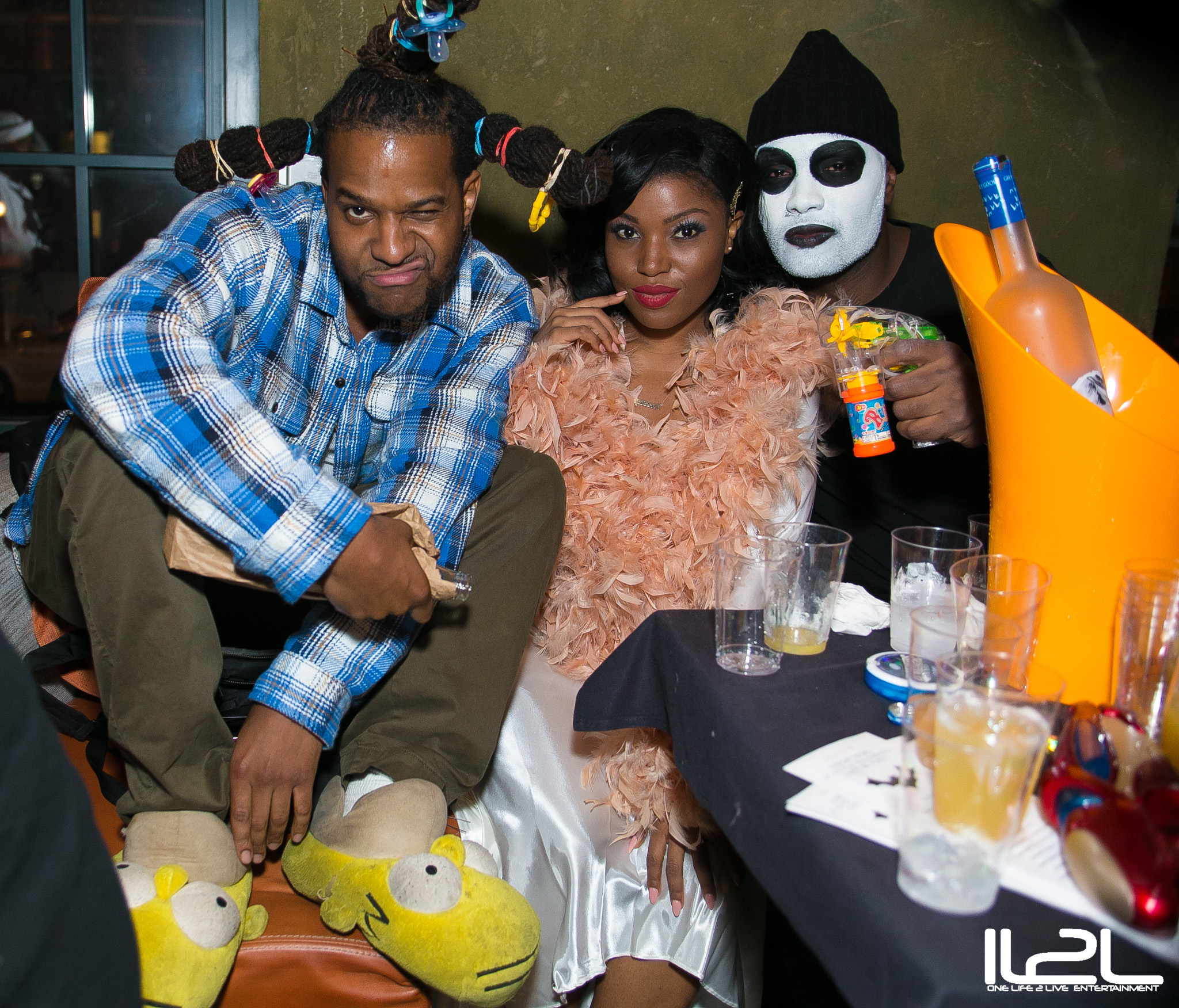 Fright Night at Fig & Olive